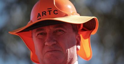 Joyce continues to push for Qld coal fired power plant
