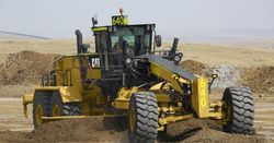 Caterpillar launches bigger better motor grader