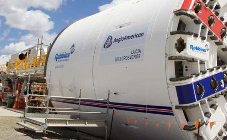 GHD part of Grosvenor tunnel boring team