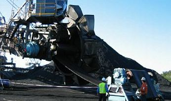 Queensland coal ports caned