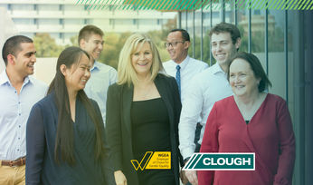 Clough lauded for gender equity work