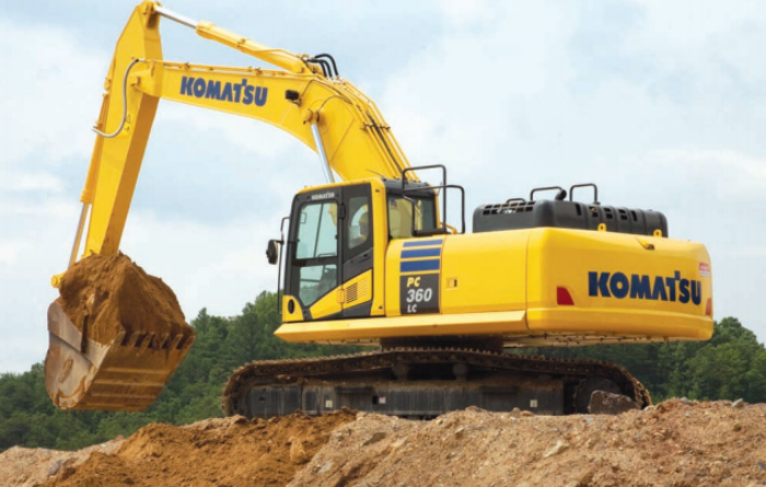 New component solutions from Komatsu