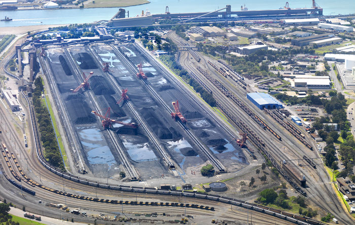 NSW exports 164Mt of coal in 2018