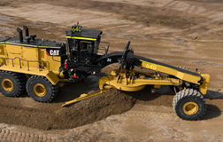 Australian first Cat® 24 Motor Grader Arrives