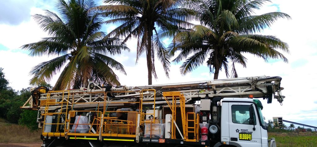GEMCO goes with Boart for drilling