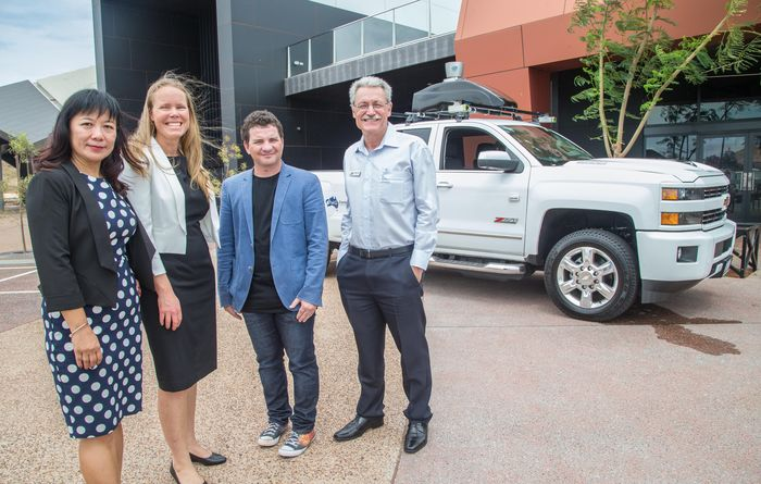 FMG turns to robot cars