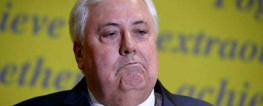 Palmer's planned Qld coal project draws criticism from scientific body