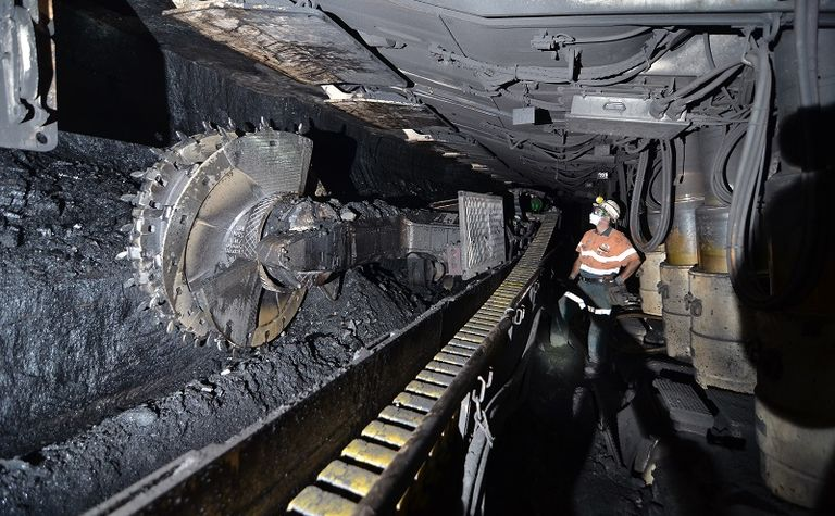 All steady on the coal front for BHP