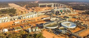 African copper mine turns to Australian bearings