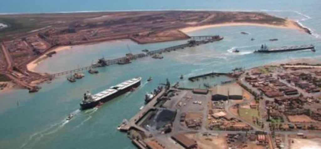 BHP turns to LNG iron ore ships
