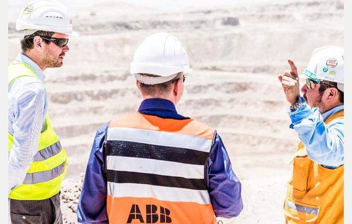 Future of mining - how ABB technology is enabling miners' digital transformation