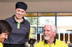 Cater Care gives Iluka food for thought