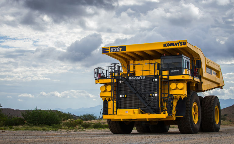 New dumper rolls out
