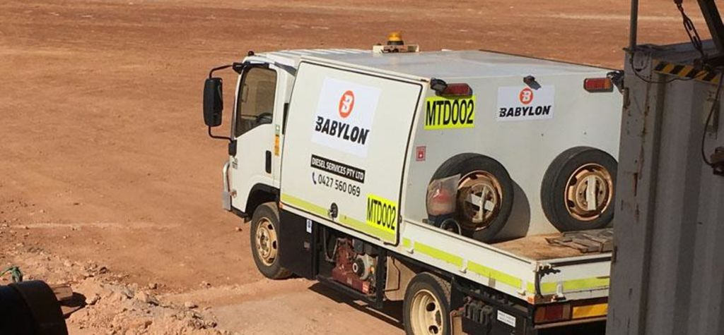 Babylon pumps it up for BHP