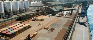 Crushing injury sees employer in the docks
