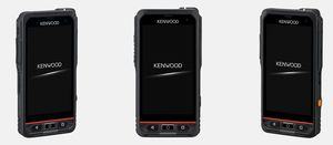 KWSA80K Ultra-rugged PTT Smartphone Device, IECEx intrinsically safe rating